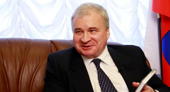 Andrei Denisov. Source: Pavel Gazduk