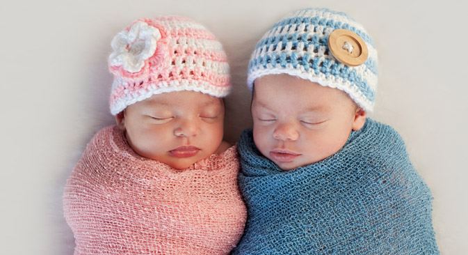 Even identical twins, whose genetic codes match completely and who grow up in the same family and study in the same class can substantially differ in their aspirations to learning. Source:  Shutterstock