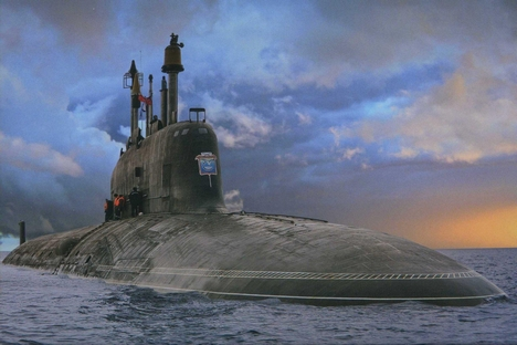 In less than 80 years, Sevmash has built approximately 170 submarines of all classes for Russia. Source: Press photo