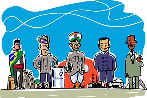 Can the BRICS form an economic union?