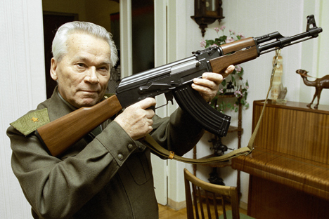 Izhevsk: 200 years at the forefront of Russian rifle production