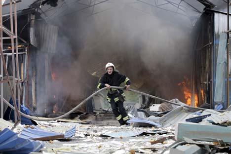 Press Digest: Ukraine on brink of war again as violations of truce increase