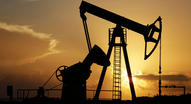 In May 2015 Russia became the world's largest oil producer for the first time since 2010. Source: Reuters