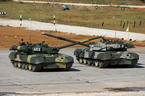 Tank Biathlon World Championship is now a part of International Army Gamesю