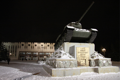 Out of invaders' reach: Uralvagonzavod, heart of Russia's tank industry