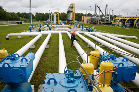Russia oil giant Gazprom confirmed the immediate cessation of gas supplies to Ukraine as a result of the failure of negotiations on prices. Source: Reuters