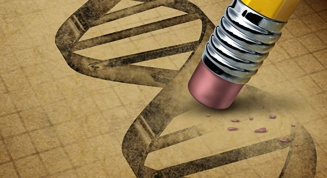 Researchers from Moscow State University have discovered a new method of DNA repair. Source: Alamy / Legion Media