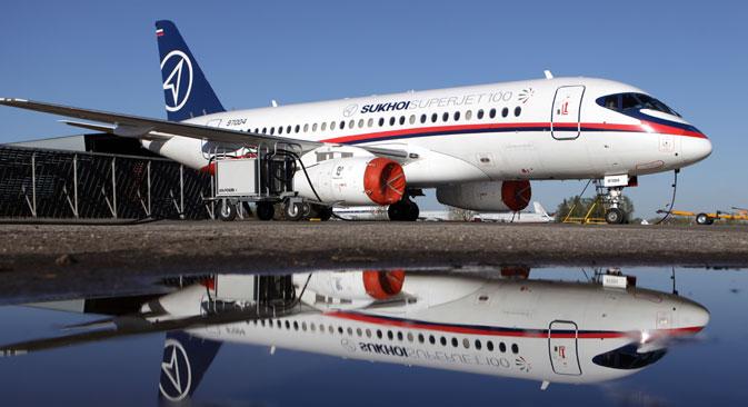 Sukhoi Superjet (SSJ) Source: Marina Lystseva/TASS