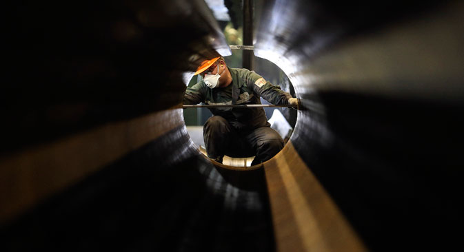 Vedomosti: The launch of the Turkish Stream gas pipeline could be postponed. Source: Reuters