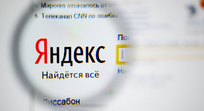 Russia's largest search engine Yandex expresses concern about the practical and ethical implications of the new law. Source:  Shutterstock