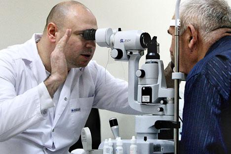 Implante de retina é composto por sistema com nanocâmera e unidade de processamento de vídeo