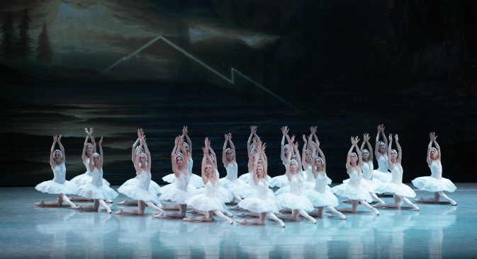The Novosibirsk Ballet Theatre Company will have four performances of Swan Lake at The Bangkok International Festival. Source: Press photo