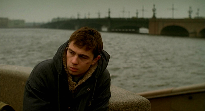 Sergei Bodrov starred as Danila Bagrov. Source: Kinopoisk.ru