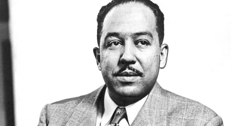 Langston Hughes. Source: Getty Images