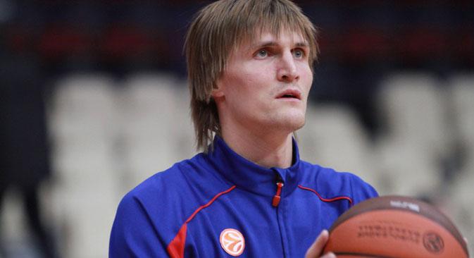 Andrei Kirilenko. Source: Imago Sport/East News