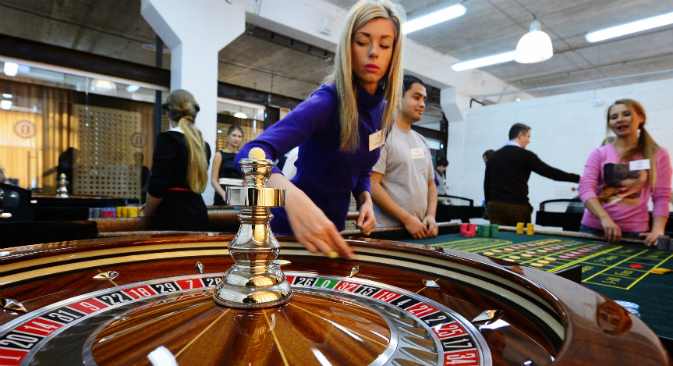 The Primorye casino complex aims to attract up to 10 million visitors a year. Source: Tass