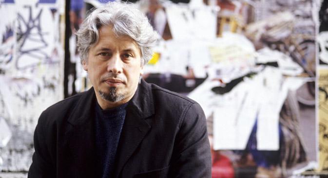 Vladimir Sorokin: Award-winning postmodern author turns painter - Russia  Beyond