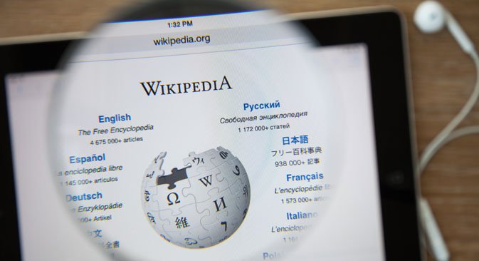 A Wikipedia article about the narcotic substance charas that violated Russian laws has been edited and has been removed from the unified register of banned information. Source:  Shutterstock
