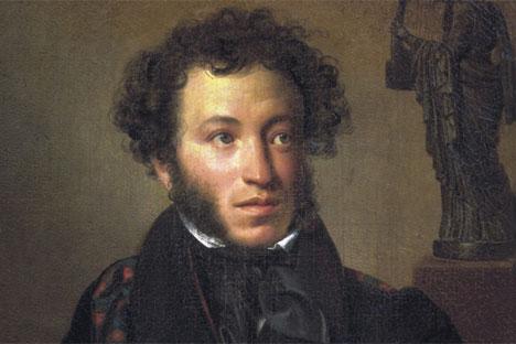 Portrait of Alexander Pushkin by Orest Kiprensky, 1827. Source: open sources