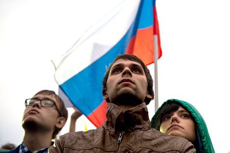 Russiau2019s opposition denies waning influence as protests shrink