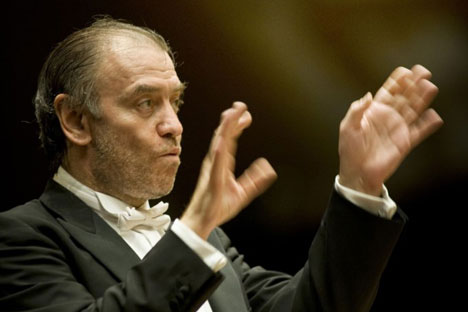 Valery Gergiev and Munich Philharmonic Orchestra to play in Germany and U.S.