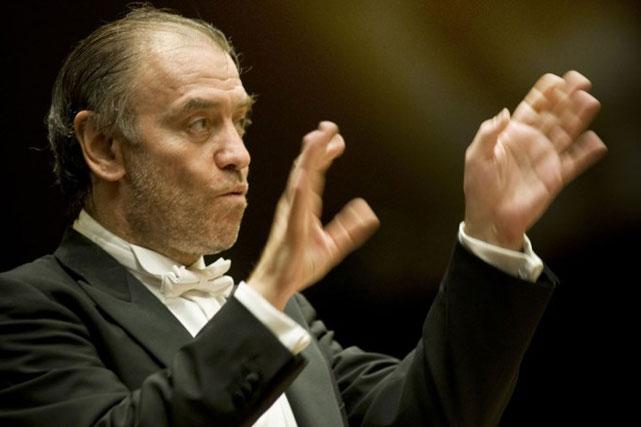 Valery Gergiev. Source: Source: Alberto Venzago / London Symphony Orchestra