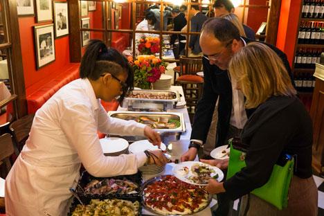 Jean-Jacques restaurant: more borsch on the menu in London