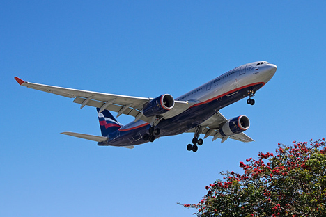 Aeroflot is fully resuming flights to Brussels on April 8.