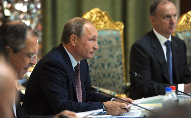 Vladimir Putin. Source: Kremlin.ru