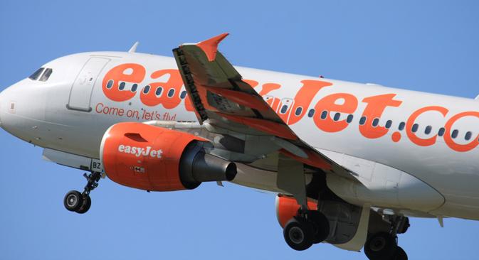 Airbus A319-111. Source: EasyJet/press photo