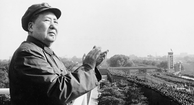 Mao Zedong. Source: Alamy/Legion Media