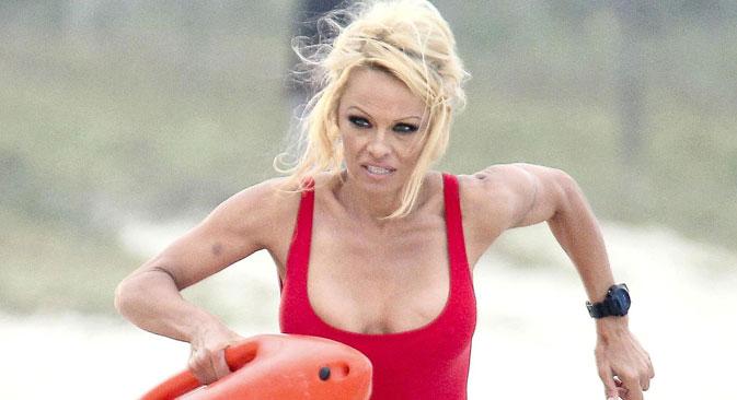 Actress Pamela Anderson. Source: Legion Media