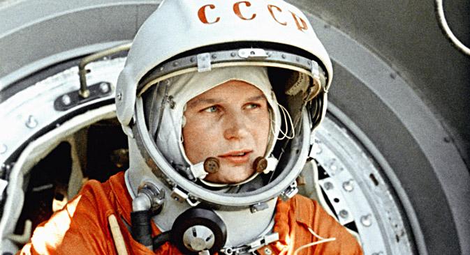 Valentina Tereshkova. Source: RIA Novosti