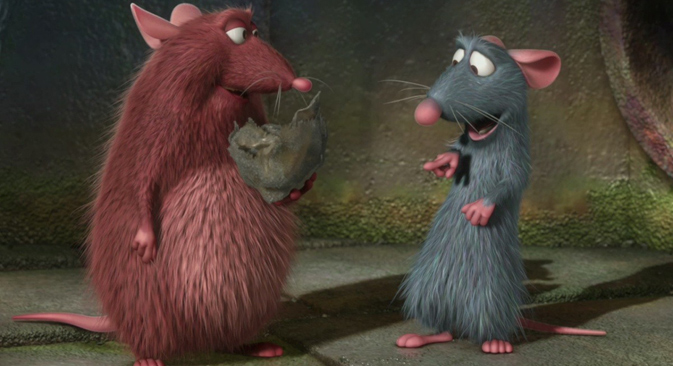 New medicine has already proved successful on mice. Source: Kinopoisk.ru / A frame from the Ratatouille animation film