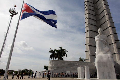 Russian Prime Minister will meet with First Vice-President of the Cuban Council of State.