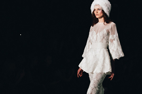 Mercedes Benz Fashion Week Russia 5 Debut Designers To Watch Russia Beyond