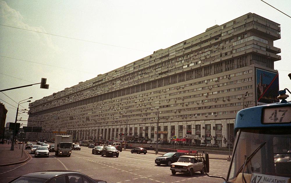 Moscú. Fuente: Emiliano Cabrera