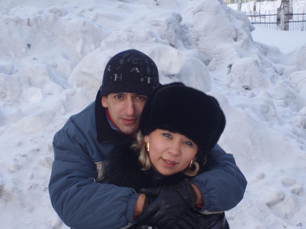 Há dois anos, Tamara e seu namorado, Vladímir, deixaram a Rússia para tentar uma nova vida na Argentina