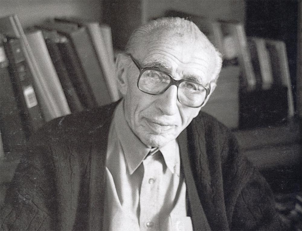Vladímir Kaspé.