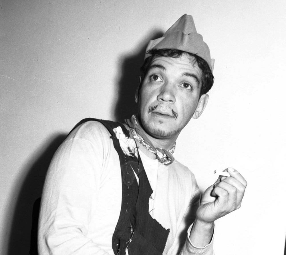 Cantinflas (Mario Moreno). Fuente: Kinopoisk.ru