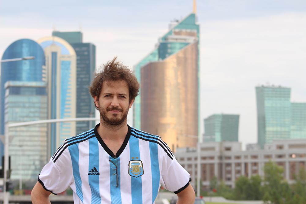 Pablo Morales Andreau.