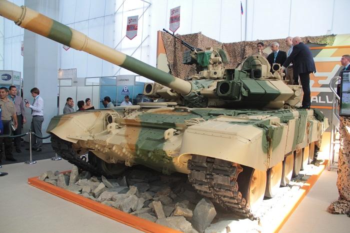 Rusia memamerkan lebih dari 250 persenjataan dan produk teknologi pertahanan pada Pameran Teknologi Pertahanan dan Pencegahan Bencana Alam Internasional (SITDEF) ketujuh di Peru.