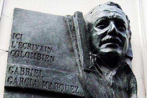 Gabriel García Márquez ha recibido multitud de galardones y homenajes en varios países. Fuente: Flickr