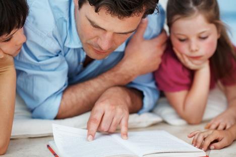 En la actualidad, más de 100 000 niños rusos reciben educación en su propio domicilio. Foto: Lori/Legion Media