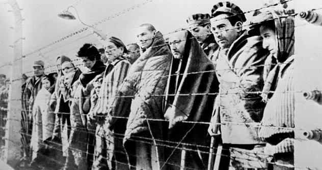El Libro negro es una recopilación de los testimonios de la aniquilación de los judíos. Foto de Itar Tass