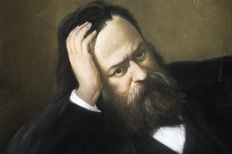 Alexánder Herzen, uno de los disidentes más notables del siglo XIX. Fuente: RIA Novosti