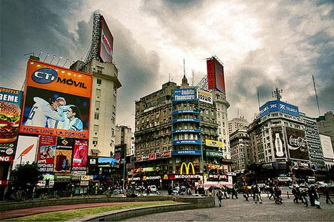 Buenos Aires. Fuente: Flickr/ Gustavo Buriola