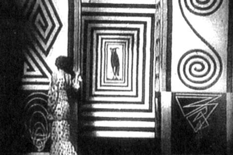 La actriz y bailarina rusa de principios del siglo XX, emigró a Italia y después a varios países latinoamericanos donde continuó su carrera artística. Fuente: Wikipedia.