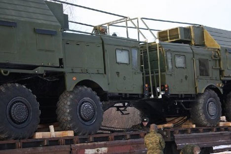 Fuente: Ministerio de Defensa Ruso.