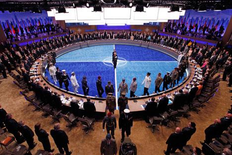 Cumbre de Chicago. Fuente: Reuters.